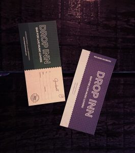 Drop inn gavekort